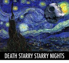 Death Starry Starry Nights