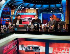 Mike and Mike (ESPN)