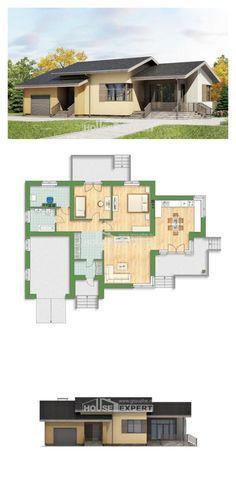 Ev villa projesi 135-002-L   House Expert