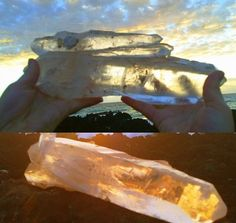 Natural Healing crystals. Pure and clean and ready for service.