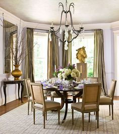 Traditional Home 2 - Chandelier