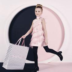 MONNALISA CHIC Fall Winter 2016 #Monnalisa #fashion #kids #childrenswear #newcollection #girl #style #winter #skirt #dress