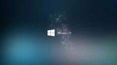 The Logo Windows 10 logo