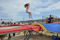 Le trampoline ©OMTBORMES