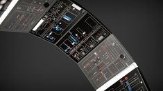 Millennium Falcon: Cockpit Sidewalls Full Detail - STEP / IGES - 3D CAD model - GrabCAD