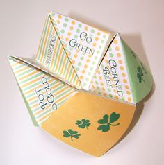 It's EASY Being Green! 36  St. Patrick's Day Ideas For Any Budget!
