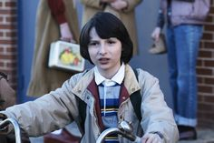 Pin for Later: 12 Stranger Things Halloween Costumes, Since You'll Be Seeing It Everywhere This Year Mike Wheeler