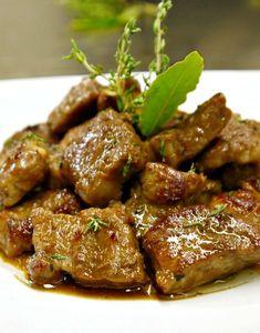 Pureed Food Recipes, Greek Recipes, Pork Recipes, Wine Recipes, Food Network Recipes, Cooking Recipes, Healthy Recipes, Ham Dishes, True Food