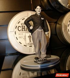 Laurel And Hardy, Charlie Chaplin, Darth Vader, Fields, Fictional Characters, Image, Fantasy Characters