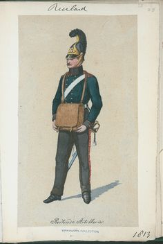 Russia, Horse Artillery 1813