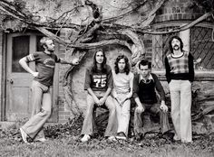 Genesis, still with Steve Hackett and Peter Gabriel!!!