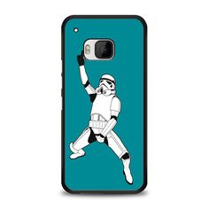 Dancing Storm Trooper Star Wars HTC One M9 Case | yukitacase.com