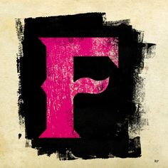 Letter F - fish, frogs, farm animals, flowers