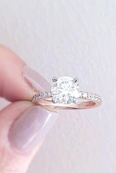 Idée et inspiration Bague De Fiançailles : Image Description TOP Engagement and Wedding Ideas Part 2 ❤ See more: www.weddingforwar… #wedding #engagement #rings