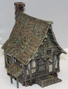Tabletop World Timbered House