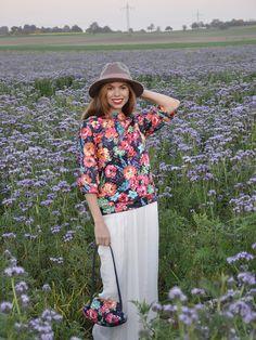 Floral Fall… | The Fashionholic Blog