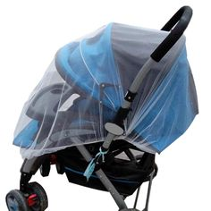 Baby Stroller Pushchair Mosquito Insect Shield Net Safe Infants Protection Mesh Stroller Accessories Mosquito Net 2020 - Best Reviews Baby Stroller Accessories, Travel Stroller, Mosquito Net, Baby Cover, Baby Safety, Infants, Baby Car Seats, Baby Strollers, Baby Kids