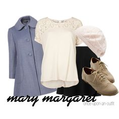 """""""mary Margaret 37"""" by wishingadream on Polyvore"""