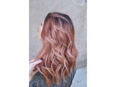 rosa blonde