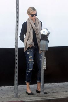 Charlize Theron in Paige Jimmy Jimmy jeans