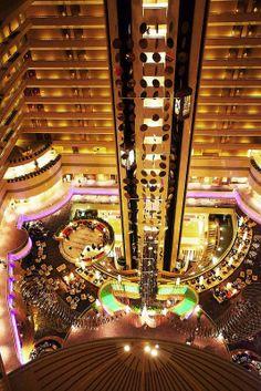 Inside Marina Mandarin Singapore