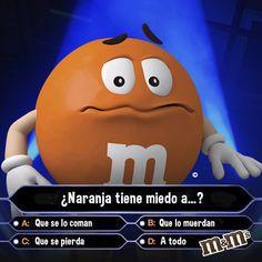 M&M's Mexico - Por 1,000,000 de M&M's®... ¿Cuál es la respuesta correcta ?