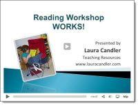 Classroom Freebies: Free Reading Workshop Works Webinar Recording