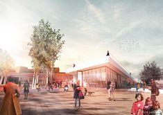 Orange Regional Museum Winning Proposal / Crone Partners