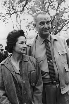"Gallery: Awesome facts about U.S. first ladies | HLNtv.com Lady Bird Johnson: Wife of President Lyndon B. Johnson (1963-1969). Interesting fact: Lady Bird is well known for starting ""Beautification"" efforts, which spanned from legislation to cleaning up the sides of roads."
