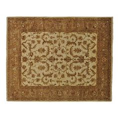 nice 8'x10' Agra Full Pile All Over Design Hand Knotted Oriental Rug Sh21319