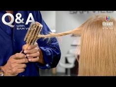 How To Create Beautiful Curls That Hold Using a Blow Dryer and Round Brush
