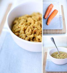 - VANIGLIA - storie di cucina: passatelli alle (bucce di) carote ;-)
