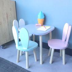 PETIT PUK - Handmade wooden furniture BUNNY