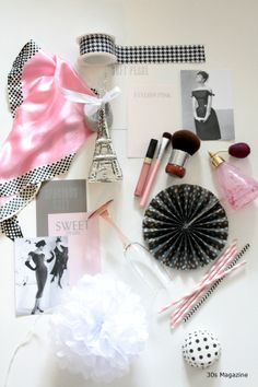 Moodboard Audrey Hepburn for Christmas