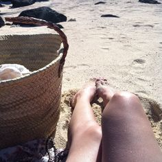 Lazy... Lazy Sunday, Lazy Days, Mauritius, Straw Bag, Espadrilles, Happiness, Summer, Bags, Espadrilles Outfit