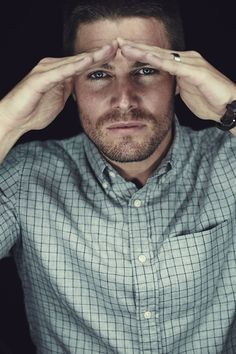 Stephen Amell - Comic Con