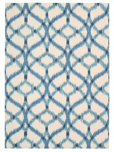 Sun 'N Shade Indoor/Outdoor Rug on Gilt
