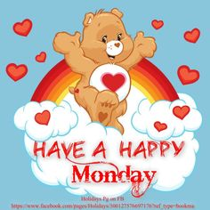 Have a Happy Monday...:)