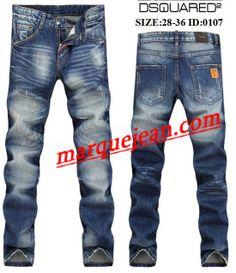 Vendre Jeans Dsquared2 Homme H0120 Pas Cher En Ligne.