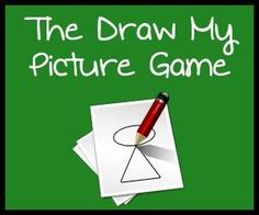 The Draw My Picture Game is a fun activity for practicing speaking and listening skills.