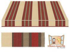 Tende da sole Tempotest Fantasia Marrone 959/84