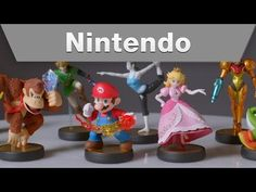 Introducing the Nintendo amiibo figures: customize and build your character's skills through battles with humans, CPUs, and other amiibos!  Nintendo - amiibo E3 2014 Trailer  [video]  http://www.coolgizmotoys.com/2014/06/nintendo-amiibo-figures.html