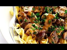 Gimme Some Oven Beef Stroganoff | Gimme Some Oven