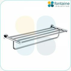 Visit our store once for attractive and various range of Towel rail and other bathroom accessories in your budget. Visit us http://fontaineind.com.au/product-category/accessories/towel-holder/ today!!