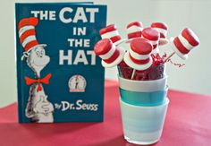 I want to celebrate Dr. Suess' Birthday this year! Great ideas here.