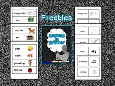 LMN Tree: Animals in Winter: Great Books, Free Resources and Activities