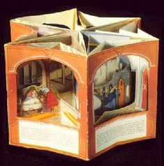 Ali Baba and the forty thieves. A Peepshow Book