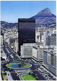 City of Cape Town, South Africa. Pretoria, Places Around The World, Travel Around The World, Around The Worlds, Places To Travel, Places To Visit, Travel Local, Namibia, Le Cap