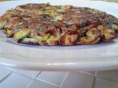 Frittata di zucchine http://www.lovecooking.it/antipasti-e-contorni/frittata-di-zucchine/