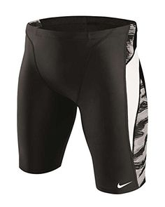 Nike Swim NESS5002 Mens Electric Anomaly Jammer, Black-34 * This is an Amazon Associate's Pin. Item can be found on Amazon website by clicking the VISIT button.